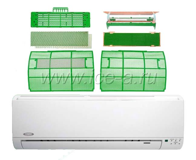 фильтр очистки воздуха для кондиционера митсубиси